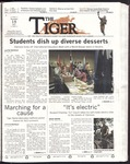 The Tiger Vol. 106 Issue 11 2011-11-18 by Clemson University