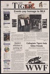 The Tiger Vol. 102 Issue 1 2008-01-18