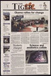 The Tiger Vol. 102 Issue 3 2008-02-01 by Clemson University