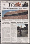 The Tiger Vol. 102 Issue 19 2008-10-10 by Clemson University