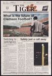 The Tiger Vol. 102 Issue 21 2008-10-24 by Clemson University