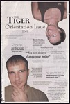 The Tiger Orientation Issue 2007