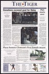 The Tiger Vol. 100 Issue 11 2006-04-14