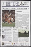 The Tiger Vol. 99 Issue 2 2005-09-09 by Clemson University
