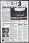 The Tiger Vol. 99 Issue 6 2005-10-07 by Clemson University