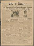 The Tiger Vol. XXXIV No.13 - 1939-01-12 by Clemson University