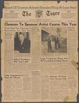 The Tiger Vol. XXXVI No.1 - 1940-08-14