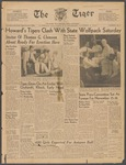 The Tiger Vol. XXXVI No.3 - 1940-10-03 by Clemson University