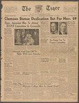 The Tiger Vol. XXXVI No.8 - 1940-11-14 by Clemson University