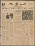 The Tiger Vol. XXXVI No.10 - 1940-11-28 by Clemson University