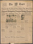 The Tiger Vol. XXXVIII No.8 - 1942-11-13 by Clemson University