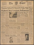 The Tiger Vol. XXXVIII No.12 - 1942-12-10 by Clemson University