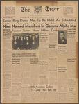 The Tiger Vol. XXXVIII No.19 - 1943-02-18 by Clemson University