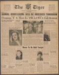 The Tiger Vol. XXXIX No. 13 - 1944-11-10 by Clemson University