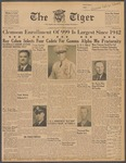 The Tiger Vol. XXXIX No. 25 - 1945-10-05