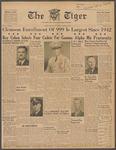 The Tiger Vol. XXXIX No. 25 - 1945-10-05 by Clemson University