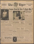 The Tiger Vol. XXXIX No. 34 - 1946-05-03