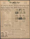 The Tiger Vol. XXXX No. 6 - 1947-02-17