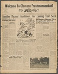 The Tiger Vol. XXXXII No. 1 - 1948-09-06 by Clemson University