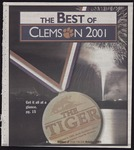 The Tiger The Best of Clemson 2001-10-23 by Clemson University