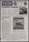 The Tiger Vol. 92 Issue 12 1999-01-15 by Clemson University