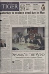 The Tiger Vol. 91 Issue 11 1998-01-16 by Clemson University