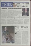 The Tiger Vol. 91 Issue 13 1998-01-30 by Clemson University