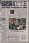 The Tiger Vol. 92 Issue 4 1998-09-18 by Clemson University