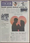 The Tiger Vol. 90 Issue 15 1997-02-14 by Clemson University