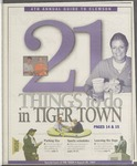 The Tiger '97 Guide to Clemson 1997-08-26 by Clemson University