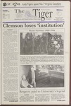 The Tiger Vol. 89 Issue 26 1996-01-30 by Clemson University