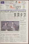The Tiger Vol. 89 Issue 33 1996-02-23 by Clemson University