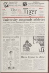 The Tiger Vol. 89 Issue 37 1996-03-08