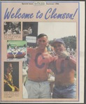 The Tiger Summer Orientation 1996 by Clemson University