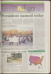 The Tiger Vol. 88 Issue 16 1995-01-20 by Clemson University