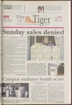 The Tiger Vol. 88 Issue 41 1995-07-28