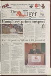 The Tiger Vol. 89 Issue Issue 11 1995-09-29