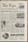 The Tiger Vol. 86 Issue 12 1993-01-15 by Clemson University