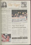 The Tiger Vol. 87 Issue 3 1993-09-10