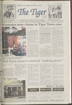The Tiger Vol. 87 Issue 4 1993-09-17 by Clemson University