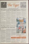 The Tiger Vol. 87 Issue 11 1993-11-19 by Clemson University