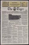 The Tiger Vol. 83 Issue 19 1990-03-09 by Clemson University