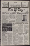 The Tiger Vol. 83 Issue 20 1990-03-30 by Clemson University