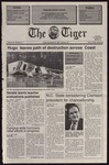 The Tiger Vol. 83 Issue 5 1989-09-29 by Clemson University