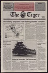 The Tiger Vol. 83 Issue 10 1989-11-10 by Clemson University