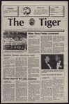 The Tiger Vol. 82 Issue 3 1988-09-09 by Clemson University