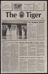 The Tiger Vol. 82 Issue 8 1988-10-14 by Clemson University