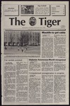 The Tiger Vol. 82 Issue 10 1988-10-28 by Clemson University