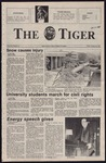 The Tiger Vol. 80 Issue 16 1987-01-30 by Clemson University
