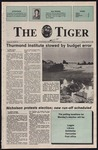 The Tiger Vol. 80 Issue 22 1987-03-27 by Clemson University